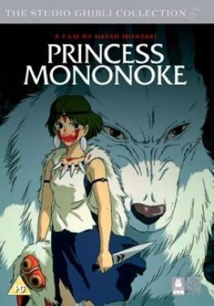 film edition ghibli princess mononoke special edition dvd zavvi com