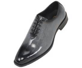 mens gray dress shoes bolano mens patent gray w black fade lace up wing