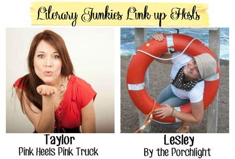 Junkie Links 4 by Literary Junkies Link Book Reviews Pink Heels