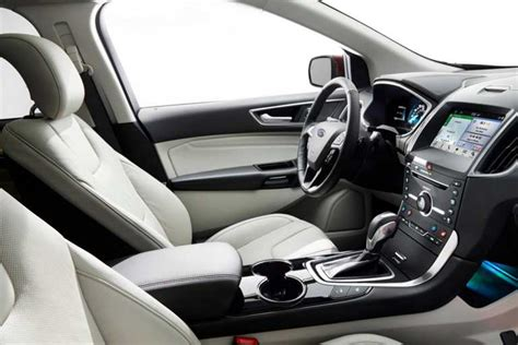 Ford Edge Interior by 25 Popular Ford Edge Interior Colors Rbservis
