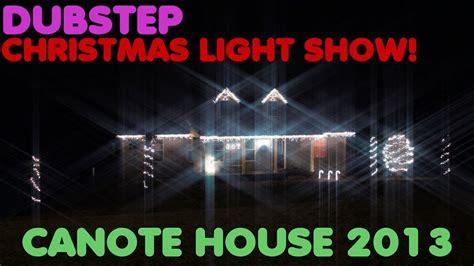 28 Christmas House Light Show 2013 Best Christmas Dubstep Light Show
