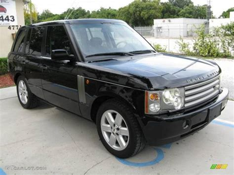 service manual removal instructions for a 2003 land rover range rover 2003 range rover