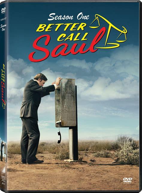 better call saul series better call saul dvd release date