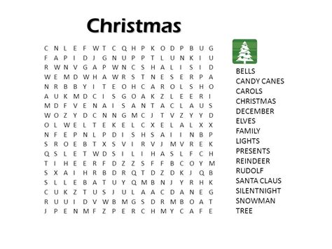 printable christian christmas word games christmas word games fishwolfeboro