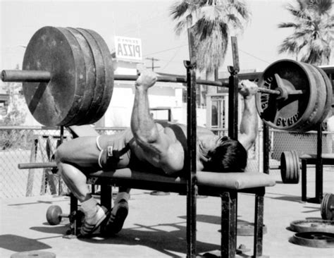 old bench press why deload weeks are overrated next level athletics