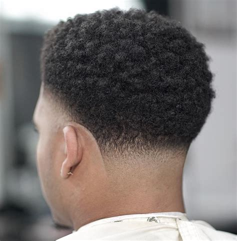 afro with taper all around instructional guide top haircuts for men 2018 guide