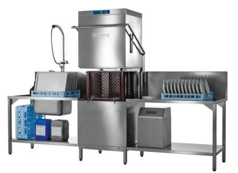Kitchen Supplies Hobart by Hobart Profi Amxxl Pass Through Dishwasher Commercial
