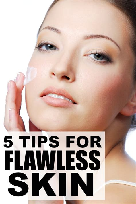 Summer Skin Care 5 Secrets You Do Not by 5 Skin Care Hacks For Flawless Skin