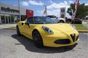 Alfa Romeo For Sale Melbourne Alfa Romeo 4c For Sale Carsforsale