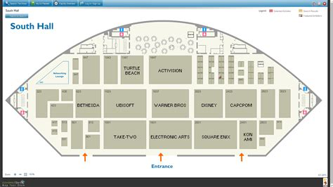 los angeles convention center floor plan reino do cogumelo planos preliminares mostram prov 225 vel