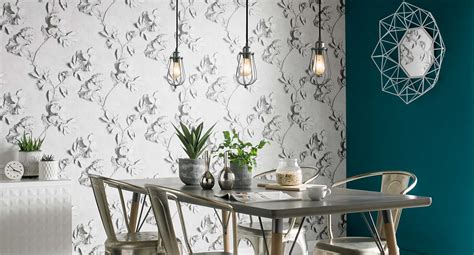 wallpaper for feature wall in dining room dining room wallpaper dining room feature wall ideas