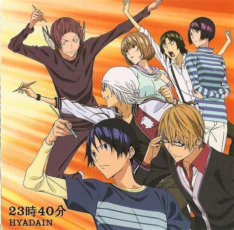 anime ost bakuman 3 op2 single 23 toki 40 fun ost