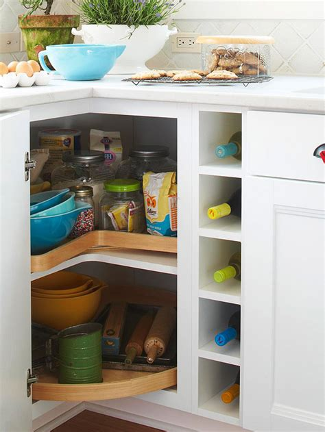 Add Lazy Susan To Corner Cabinet by Remodeling Projects That Add Big Value Corner Cabinets