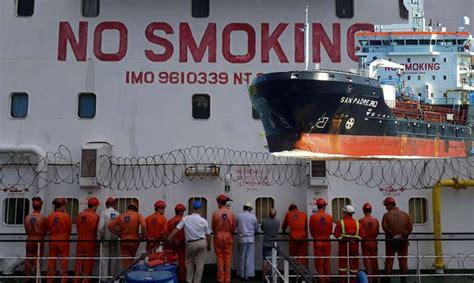 switzerland sues nigeria  tanker vessel detained