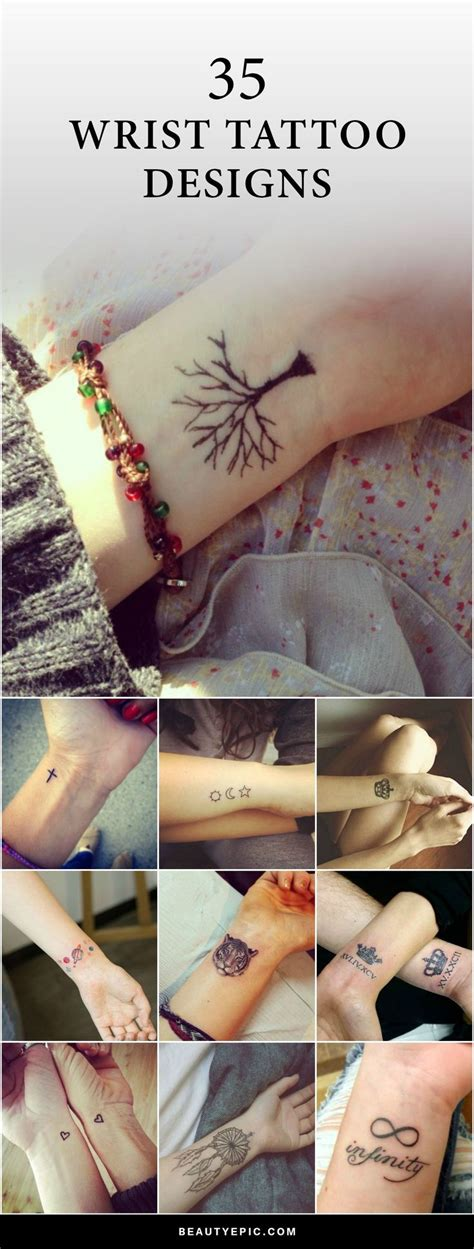 awesome wrist tattoo 35 inspiring cool wrist tattoos for to get now