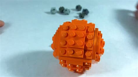 how to build a lego sphere youtube