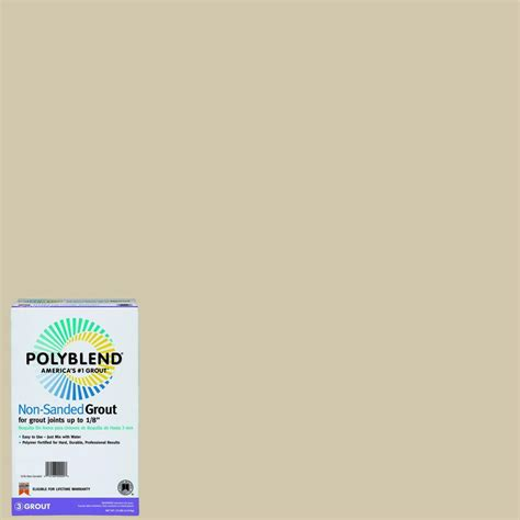 custom building products polyblend 382 bone 10 lb non