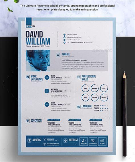 resume maker professional ultimate 23 professional resume template free premium