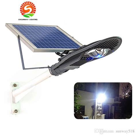 high power w w solar powered led lights outdoor