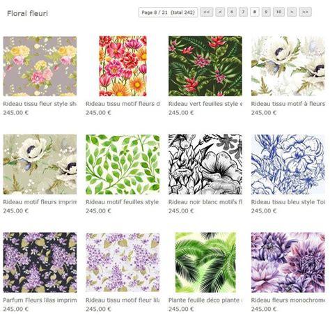 les 25 meilleures id 233 es concernant rideau 192 fleurs sur
