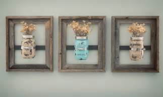 Pictures For Bathroom Wall Decor by 8 X 10 Jar Frames With Painted Jars Jars