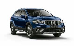 Suzuki X Cross Price 2017 Maruti S Cross Launched From Rs 8 49 Lakhs Specs