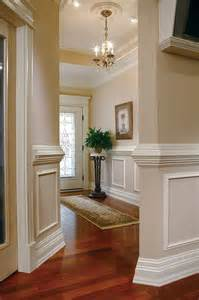 Dining Room Molding Ideas 25 Best Ideas About Chair Rail Molding On Pinterest Diy