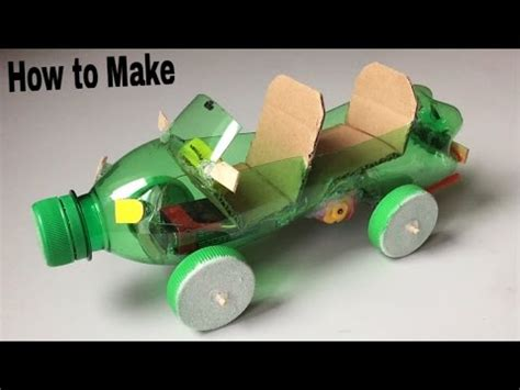How To Make A F1 Car Out Of Paper - how to make a mini electric car at home using dc motor