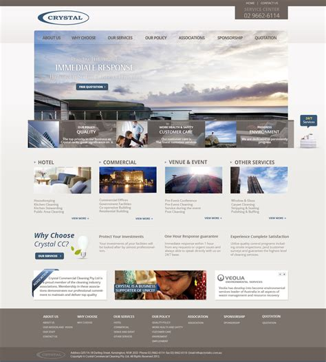 web design sydney crystal cc website design web design sydney best