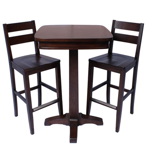 Bar Table Sets by Pub Table Set By American Heritage Family Leisure
