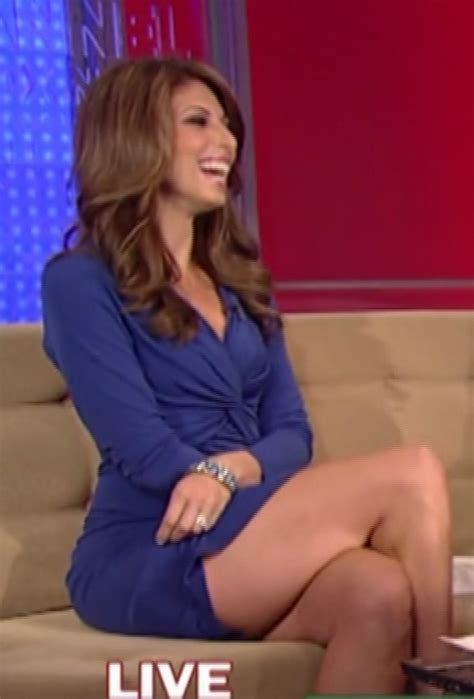 shortest skirt on fox news nicole petallides hot legs skirt investbabes com