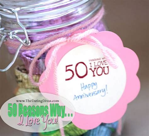 themes love jar anniversary gifts jar quot 50 reasons why i love you quot jars