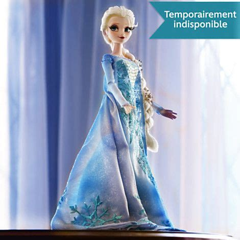 film barbie neige poup 233 e en 233 dition limit 233 e elsa de la reine des neiges