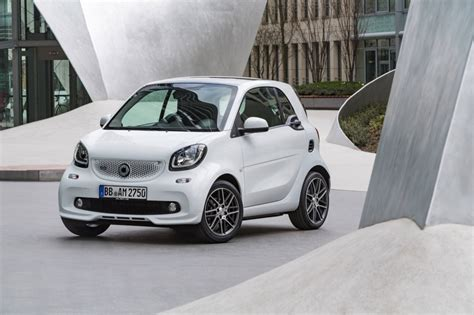 smart car pricing smart announces pricing for new brabus range