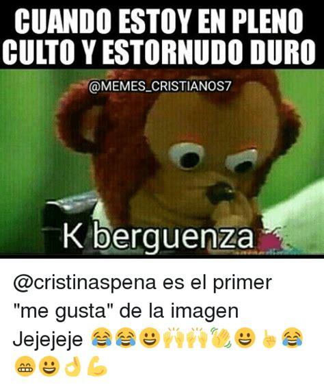 Meme Generator En Espaã Ol - cuando estoy en pleno culto y estornudo duro cristianos7 k