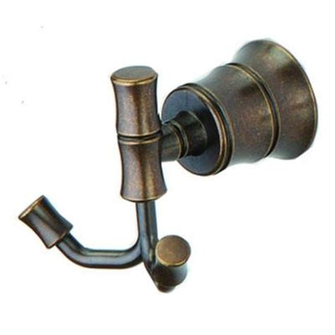 Pegasus Bathroom Accessories Pegasus Bamboo Brass Robe Hook Heritage Bronze 581b 2296h Bathroom Vanity