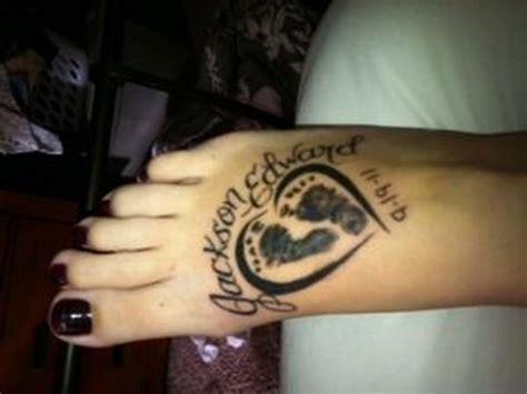 baby footprint tattoo on wrist 25 best ideas about baby footprint on