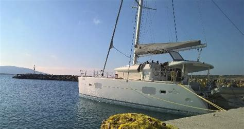 Location Voiture Naxos Port by Port Of Kythnos Photo De Naxos Yachting Catamarans Danae
