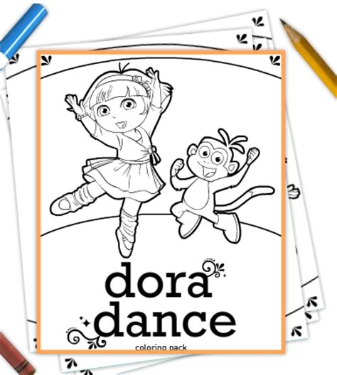 dora ballerina coloring pages ballerina face coloring pages alltoys for