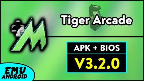 instalar emulador tiger arcade para android v3 2 0 apk bios