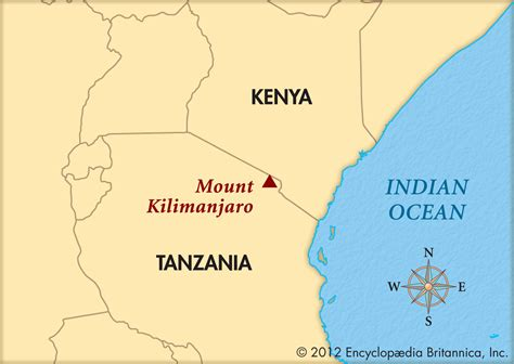 mt kilimanjaro map related keywords suggestions for mount kilimanjaro map