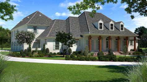 We Are Dedicated To Providing French Country House Plans Cajun House Plans