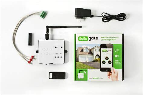 Genie Garage Door Opener Smartphone Gogo Gate 2 Smartphone Gate And Garage Door Opener Kit