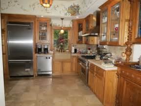 Kitchen Floor Porcelain Tile Ideas Kitchen Ceramic Tile Design Ideas Decobizz Com