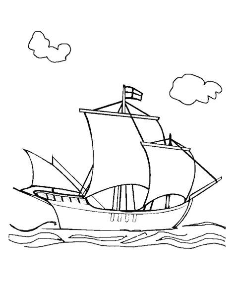 imagenes de barcos para dibujar faciles barco para pintar