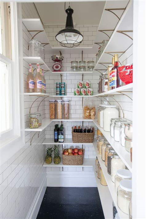Small Space Pantry by 10 Ways To Organize Your Pantry Decorating Your Small Space
