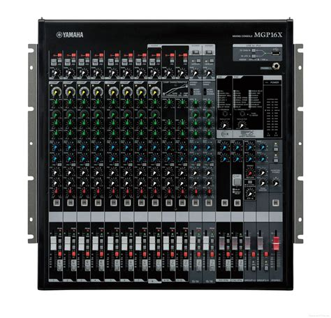 Mixer Audio Yamaha 16 Channel yamaha mgp16x audio mixer 16 channel premium mixing