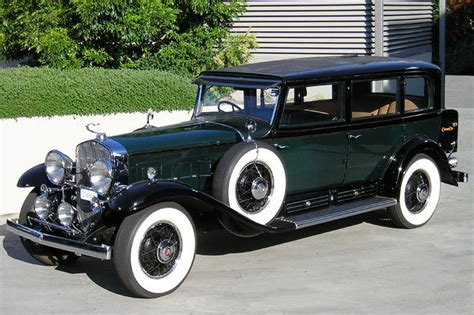 1930 Cadillac V16 cadillac v16 series 452 madam x 7 seater limousine
