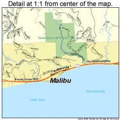 malibu california map malibu california map 0645246