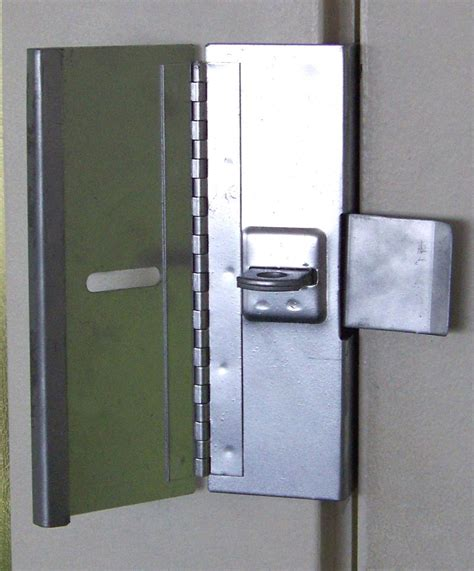 Temporary Doors by Temporary Locks Secure Both In Swing And Out Swing Doors